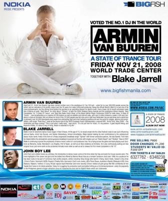 Armin Van Buuren: A State Of Trance